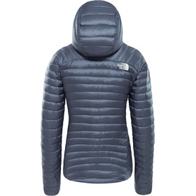 The North Face Impendor Down Hoody Jacket Dam grisaille grey